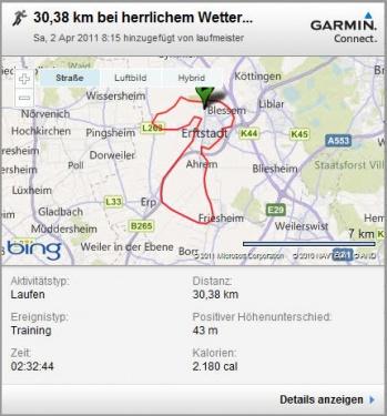 30,38 km 02.04.2011