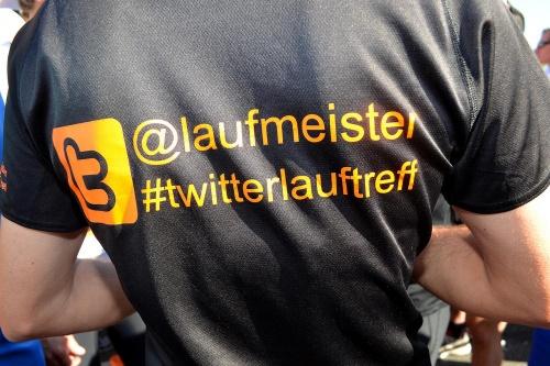 Laufmeister at Köln Marathon