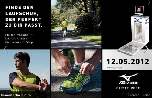 Mizuno Precision Fit Tour