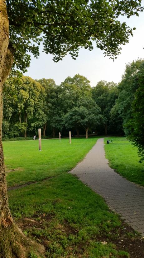 Start Beethovenpark Köln