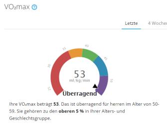 VO2max 27.01.18
